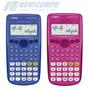 Casio Fx-82la Plus Calculadora Cientifica 252 Funciones Azul