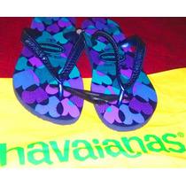 Ojotas Havaianas Originales Nro 35 Zona Olivos Nuevas