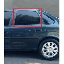 Vidro Porta Traseiro Esquerdo Vectra 1996 A 2005