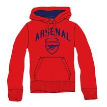 Sudadera Con Capucha - Official Arsenal Fc Para Hombre Talla