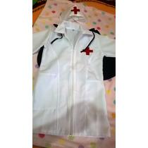 Disfraz De Enfermera Niña De 3 - 4 Años