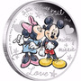 Onza Moneda Disney Crazy Love 2015 Regalo Amor Amistad