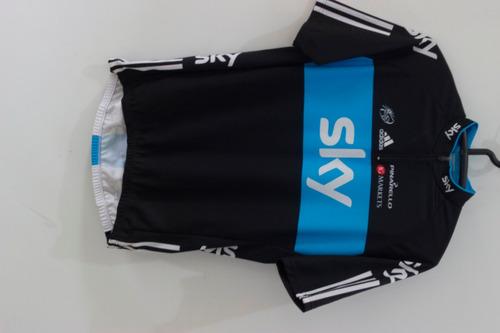 b1c4e297fec32 Camisa adidas Sky Ciclismo Tamanho G - R$ 100,00 em Mercado Livre