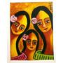 Cuadro - Pintura A Mano Artesania De Nicaragua