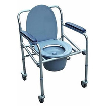 Cadeira Higiênica De Banho Alumínio Dobrável Mobil