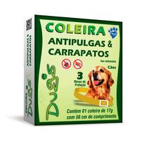 Coleira Anti-pulgas E Carrapatos Dug