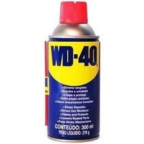 Óleo Lubrificante Wd-40 300ml Unidade Wd40 Desengripante