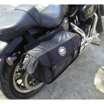 Bolsa Alforge Lateral Harley-davidson Sportster 883