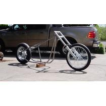 Projeto De Chassi De Moto Chopper - Como Fazer Passo A Passo