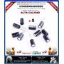 Capacitores Condensadores 1000uf, 6.3v, 105ºc, Kit 5 Piezas