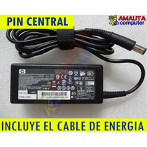 Cargador Original Hp Compaq 18.5v 3.5a 65w Pin Central Cable