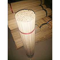 Vareta Bambu Maxime Importada 45 Cm C/ 800 Unidades P/gaiola