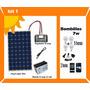 Sistemas De Carga Con Panel Solar Basico