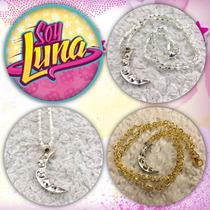 Soy Luna Collar Cadenita Colgante Medalla Medallita Dije