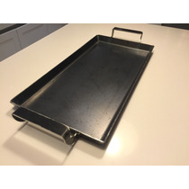 Plancha Bifera De Hierro 3,2mm | 50x25x2,5 Cms