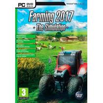 Professional Farmer 2017 Pc Original Simulador De Fazenda