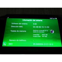 Psvita Flasheada 4gb Henkaku + Juego A Eleccion Complet Sony