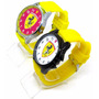 Relógio Masculino Ferrari Pulseira Amarela Muito Barato