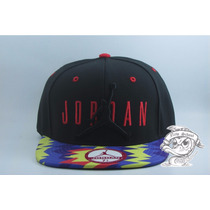 New School - Gorra Snapback Jordan Nueva Importada