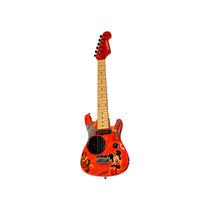 Guitarra Electríca Miky Mouse Smithfire Disney Rosquillo Toy