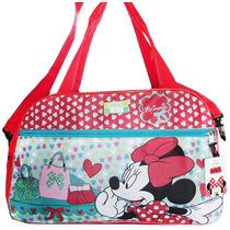 Bolso Minnie Mousse Disney Original Línea Premium