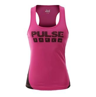 537bf8fe0 Camiseta Regata Feminina Logo Pulse Grupo Everlast - R  29