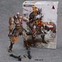 Play Arts Kai Kratos God Of War Action Figure