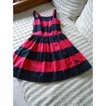 Vestido Abercrombie T 00 (10-12 Años)