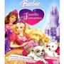 Dvd Original: Barbie En El Castillo De Diamantes - Niñas Nav