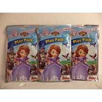 Princesa Sofia 10 Libros Colorear Con 4 Colores Y Stikers