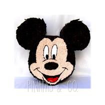 Piñata Mickey Mouse Sapo Pepe Minnie Mouse Otros Personajes