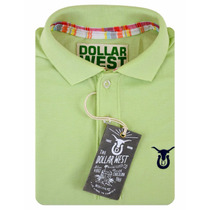 Camisa Camiseta Polo Estilo Cowboy, Fazendeiro, Peão, Rodeio