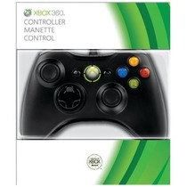 Control Gaming Usb Microsoft Xbox 360 Y Pc Original Tienda