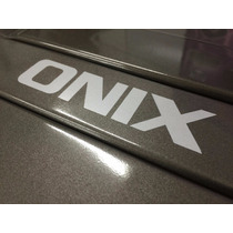 Friso Onix Cinza Sand Kit P/ 4 Portas Lateral Conjunto Par