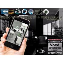 Espião Wifi Ip Complet Micro Camera Smartphone Iphone Online