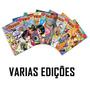 Revista Turma Da Mônica Jovem Varias Edições