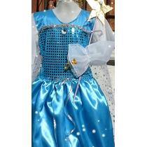 Disfraz De Elsa Y Anna - Frozen