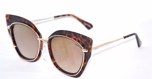 20fe849a5 Óculos Espelhado Marrom - R$ 149,00 em Mercado Livre
