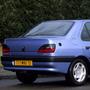 Luneta Peugeot 306 1996 Al 2003 4 Puertas