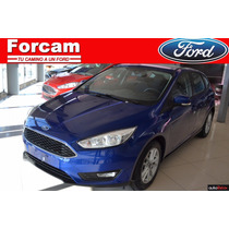 ** Bonificado ** Ford Focus Nuevo 1.6 N S 0km 2017 Forcam Gr