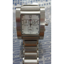 Relógio Masculino Tag Heuer,de Luxo,original Branco.