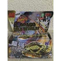 Beyblade - L Drago Gold - Pronta Entrega