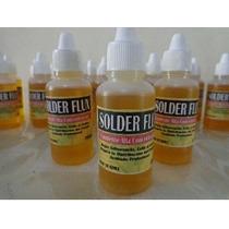 Flux Liquido Fundente - Solder Flux - 30ml Gotero Sf-a001