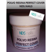 Polvo Resina Rose Cove Nds.nails 1 Oz Para Uñas Acrilicas