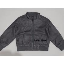 Jaqueta/casaco/blusa Masculinho Infantil Em Pu Carinhoso
