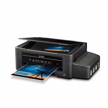 Impressora Multifuncional L375 Eco Tanque Tinta Sublimática