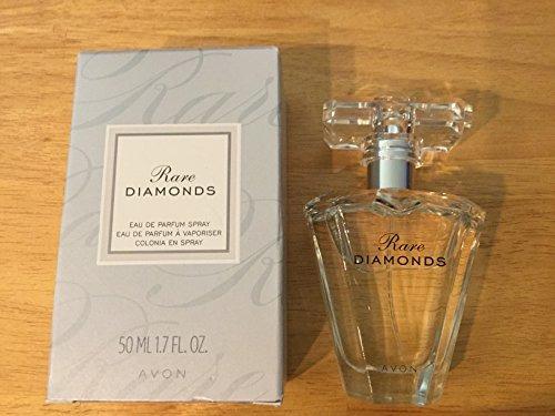 Avon Rare Diamonds Eau De Parfum 17 Fl Oz En Una Bonita Bote