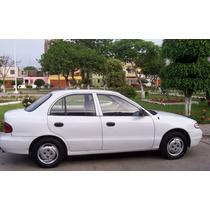Manual De Taller Hyundai Accent 1995-1998 Pdf En Español.
