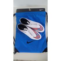Chuteira Nike Hypervenom Phantom Fg + Porta Chuteira