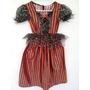 Hermoso Disfraz Vestido Medieval (talla 8). Liquidación!